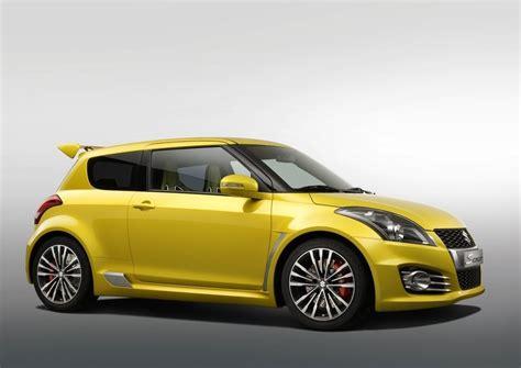 New Suzuki by Suzuki S Concept Previews New Sport Photos