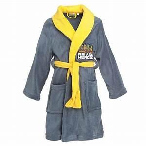 tortue ninja robe de chambre enfant garcon pickture With robe de chambre ado gar on