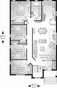 Reagan, Ranch, Home, Plan, 032d