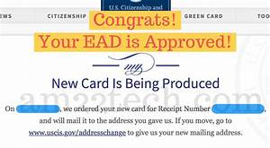 New Card Is Being Produced I 485  uscis new card is being