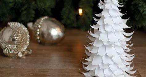 Weihnachtsdeko Basteln 2015 by Diy Papiertannenbaum F 252 R Weihnachtsdeko Basteln Sch 246 N