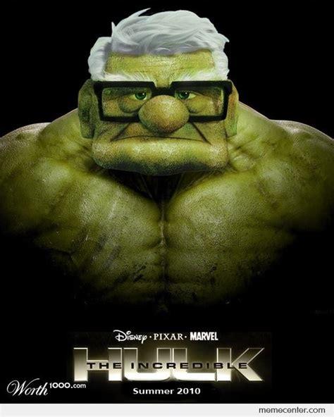 Hulk Memes - disney x marvel the hulk by ben meme center