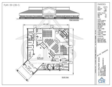 church floor plans free informational church building resource church building