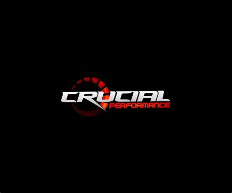 Car Performance Logo by Serious Professional Logo Design For Crucial Performance