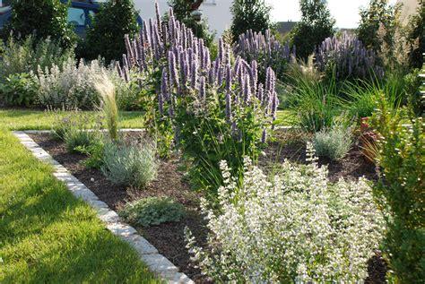 Moderner Garten Mit Gräsern by Moderner Garten Mit Vielseitiger Staudenpflanzung Garten