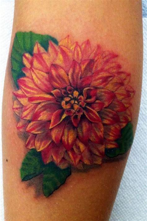 dahlia tattoo ideas images  pinterest tattoo