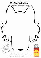 Hd wallpapers wolf mask template 3d patternlovewalldesign hd wallpapers wolf mask template 3d maxwellsz