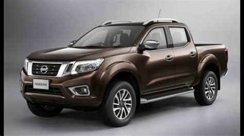 nissan frontier redesign  release date youtube