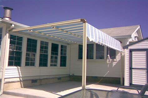 southern patio retractable awning modern patio outdoor