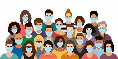 Masks Wearing Virus Covid Coronavirus Corona Medical