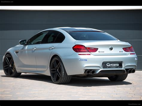 Bmw M6 Gran Coupe Picture by G Power Bmw M6 Gran Coupe 2014 Car Pictures 12 Of