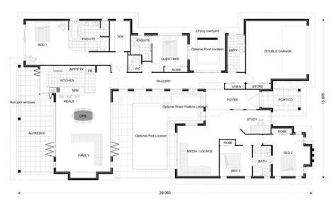 floor plans queenslander style homes queenslander home plans home design and style