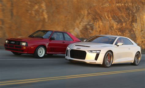 Audi Quattro by New Audi Sport Quattro Could Be Here By 2015