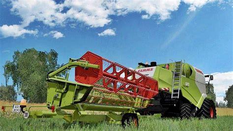 llight farms ls made in thailand claas tucano 320 pack ls 2017 farming simulator 2017 mod
