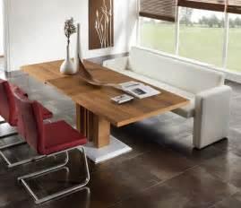 small dining room ideas esszimmer mit bank einrichten und mehr sitzplätze am tisch schaffen