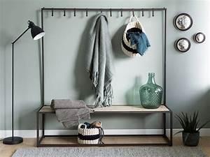 Deco Maison Industriel : un meuble style industriel pour l 39 entr e joli place ~ Teatrodelosmanantiales.com Idées de Décoration