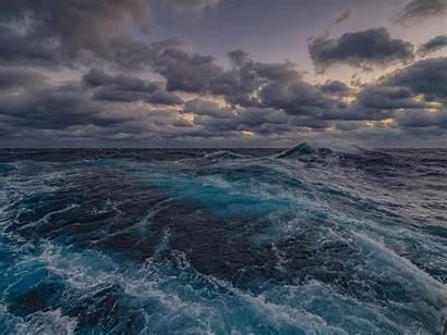 Ocean Sea Explored Much Rough Exploration Deep
