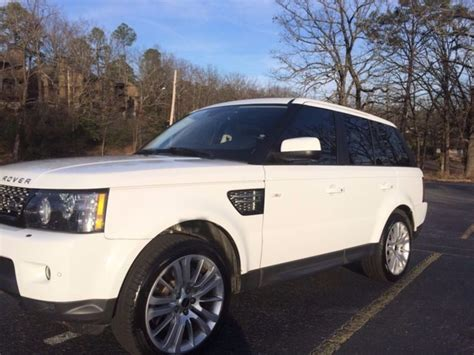 2012 Land Rover Range Rover Sport Hse Luxury Cars