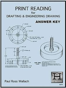 Answer Key  U2014 Print Reading For Drafting  U0026 Engineering