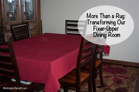 41271 fixer dining room rugs more than a rug transforming our fixer dining room