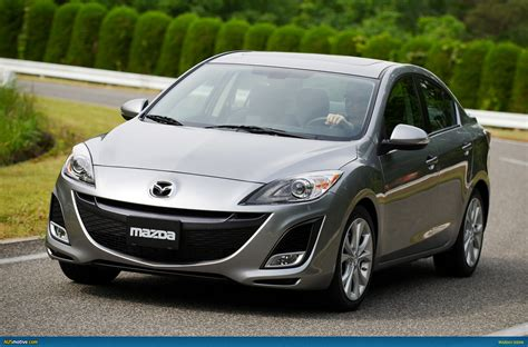 Ausmotive.com » Next Generation Mazda3 Sedan