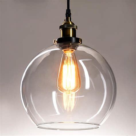 glass light chandelier vintage industrial glass ceiling pendant chandelier light