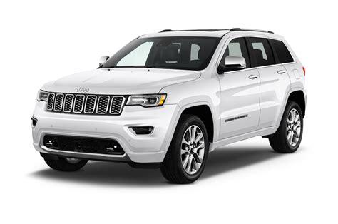 2017 Jeep Grand Cherokee Adds Trailhawk, Updates Summit