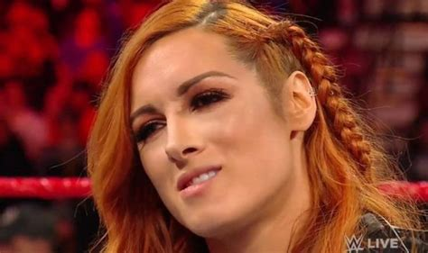 becky lynch suspension  ronda rousey rivals wwe injury