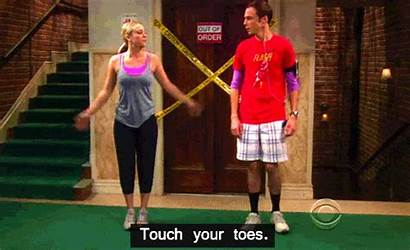 Touch Toes Stretch Yoga Flexibility Gifs Giphy