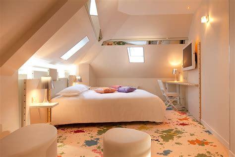 chambre atelier d artiste hotel design secret de paris