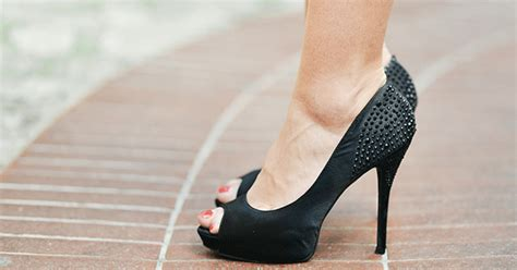 8 hacks for your high heels more comfortable more