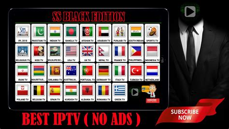 ss black edition iptv  apk  tv  ads iptv