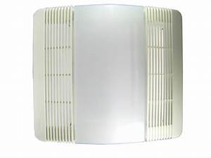 Nutone  Broan 85315000 Heater And Ventilation Fan Lens With