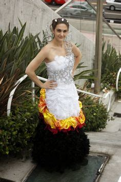 fire dress tribute parade chariot gown games costume black