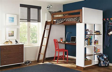 combine cuisine pour studio loft beds with desks underneath 30 design ideas with