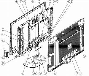Proscan Lcd Television Parts