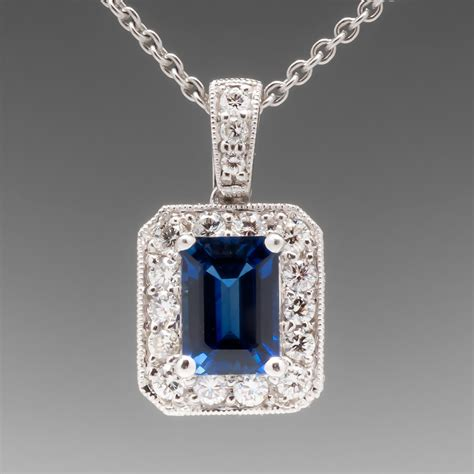 Spark Emerald Cut Sapphire Diamond Halo Pendant Necklace 18k. French Wedding Rings. Square Necklace. Channel Set Wedding Band. Chocolate Gold Wedding Rings. Scrollwork Engagement Rings. Black Metal Watches. Diamond Tanzanite. Butterfly Rings