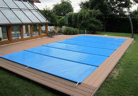 Pool Abdecken Winter by Gute Pool W 228 Rmeisolierung Mit Unserer Sommer Abdeckung