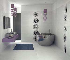 Contemporary bathroom decor ideas interior design for Modern bathroom decor ideas