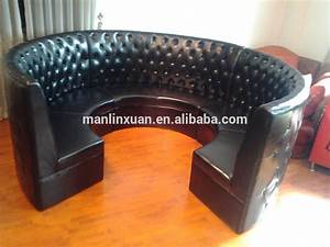 Vintage Restaurant Booth Sofa For Sale Xy0157