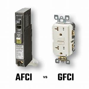 Afci Vs Gfci  Know The Difference