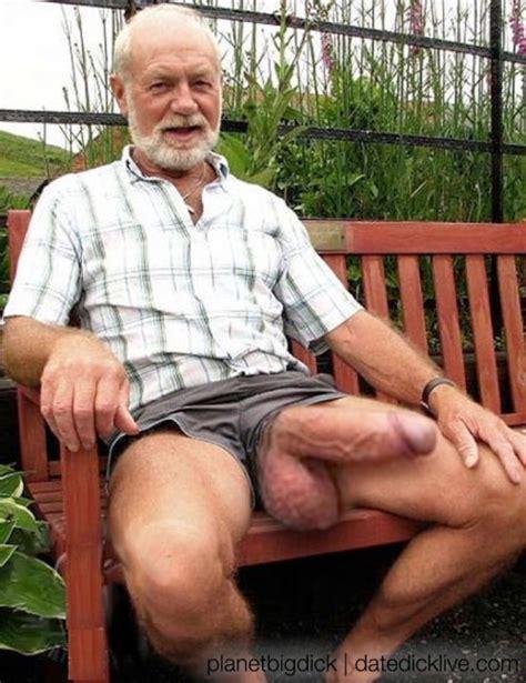 Hung Grandpa Cock Datawav
