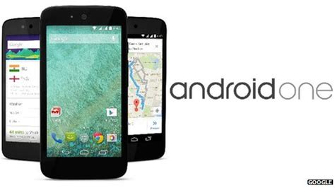 is an android a smartphone android one smartphones released in india by three