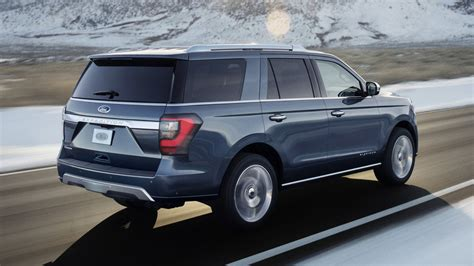 ford expedition compare   chevy tahoe