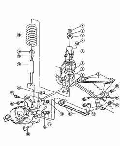 2011 Dodge Ram 2500 Shock Absorber Kit  Shock Absorber