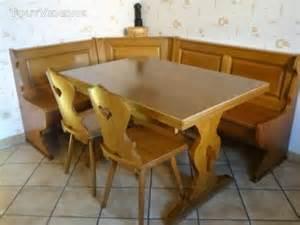 Table Banc D Angle De Cuisine by Ensemble Coin Repas Table Banc Banquette D Posot Class