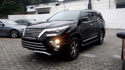 New Model And Performance 2022 Toyota Fortuner - Cars ...
