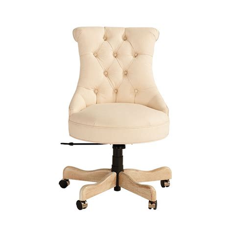 tufted desk chair ballard designs