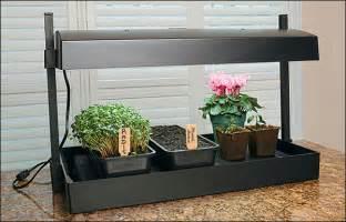 grow light indoor garden lee valley tools