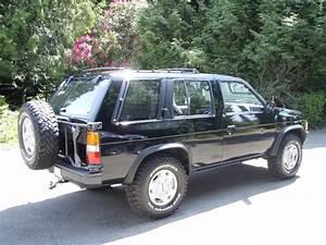 1992 Nissan Pathfinder  U2013 Pictures  Information And Specs
